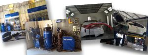 find a collision center in tampa