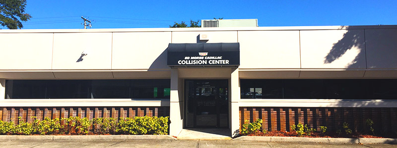 tampa collision center